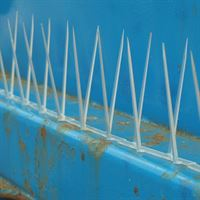 Defender 4™ Narrow Plastic Pigeon Spikes - Stopping Birds Landing