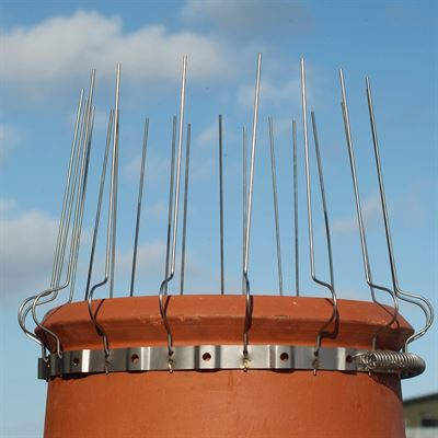 Defender™ Chimney Pot Spikes