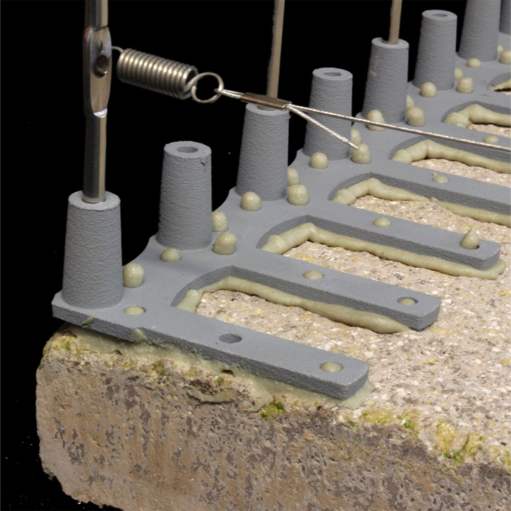 Defender® Bird Post and Wire Holders | Keep Birds Off Ledges
