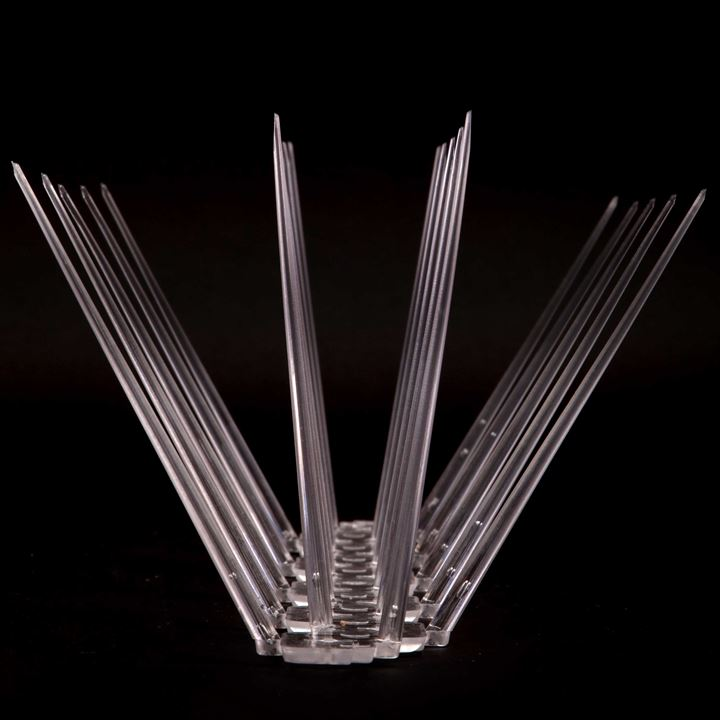 Defender 8™ Wide Plastic Bird Spikes